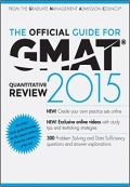 The Official Guide for GMAT Quantitative Review 2015