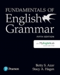 Fundamentals of English Grammar 5th Edition