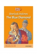 Family and Friends Readers 4 Sherlock Holmes: The Blue Diamond