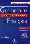 Grammaire Progressive Du Francais Intermediaire 3e Edition