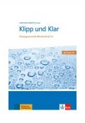 Klipp und Klar Übungsgrammatik Mittelstufe B2/C1 Buch