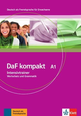 Daf Kompakt A1  Intensivtrainer Wortschatz Und Grammatik