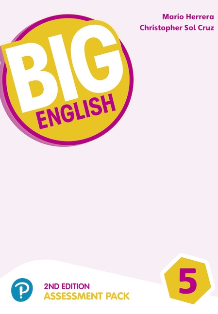 BIG English 5 Assessment Pack 2nd Edition