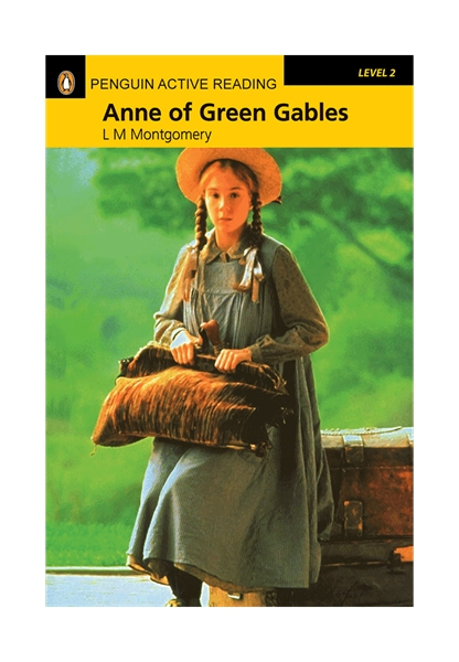 Penguin Active Reading Level 2 Anne of Green Gables with CD