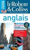 Dictionnaire Le Robert et Collins Poche Anglais