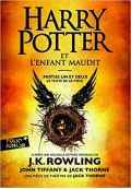 هری پاتر فرانسوی Harry Potter 8 et l'Enfant Maudit Parties une et deux