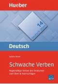 Deutsch üben Band 14 Schwache Verben