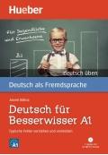 Deutsch für Besserwisser A1 Buch mit MP3-CD