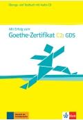 Mit Erfolg zum Goethe-Zertifikat C2: GDS Übungs- und Testbuch + Audio-CD