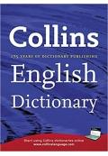 Collins English Dictionary اورجینال