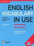English Vocabulary In use Elementary 3rd