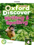Oxford Discover 4 Writing and Spelling 2nd