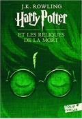 هری پاتر فرانسوی Harry Potter 7 et les Reliques de la Mort