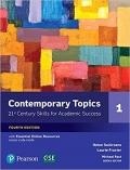 Contemporary Topics 1 (4th) Edition