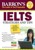 Barrons IELTS Strategies and Tips with MP3 CD