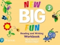 New Big Fun 3 Reading And Writing Workbook