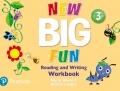 New Big Fun 3 Reading And Writing Workbook