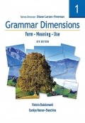 Grammar Dimensions 1 Form  Meaning  Use 4th edition