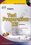 TOEFL Test Preparation Kit ETS with CD