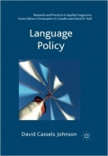 Language Policy Research and Practice in Applied Linguistics