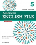 American English File 5 Second