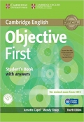 Objective First fce