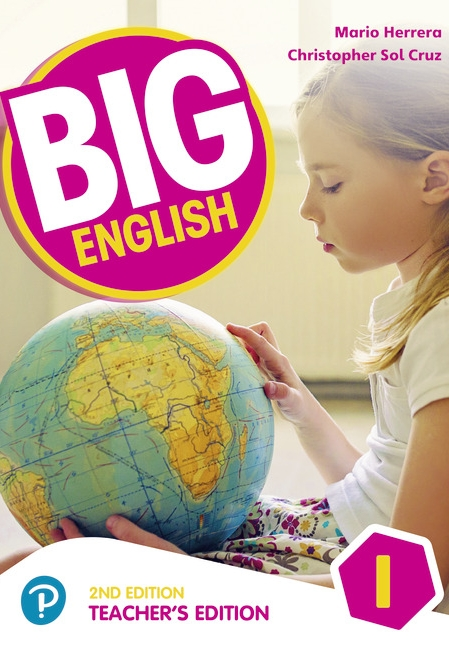 BIG English 1 Teacher's Book 2nd Edition