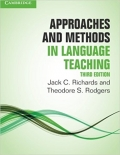 Approaches and Methods in Language Teaching 3rd