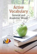 Active Vocabulary General and Academic Words