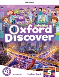 Oxford Discover 5 (2nd) SB+WB