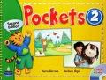 Pockets 2 Second Edition SB+WB+CD
