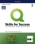 Q Skills for Success 3 Listening and Speaking 3rd