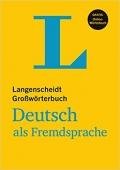 Langenscheidt Großwörterbuch Deutsch als Fremdsprache رنگی