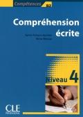 Compréhension écrite 4 Niveau B2 Livre