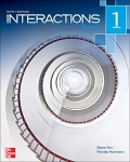 Interactions 1 Reading 6th Edition