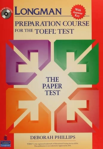 Longman PBT Preparation Course for the TOEFL Test The Paper Tests with CD