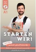 واژه نامه آلمانی فارسی Starten wir! A1