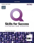 Q Skills for Success Intro Listening and Speaking 3rd
