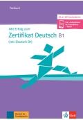 Mit Erfolg zum Zertifikat Deutsch (telc Deutsch B1) Testbuch mit mp3-CD