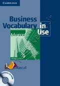 Business Vocabulary in Use Advanced 2nd Edition