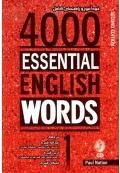 خودآموز و راهنمای 4000Essential English Words 1