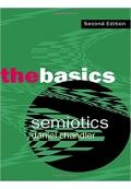 Semiotics The Basics 2nd Edition