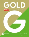 Gold B2 First Coursebook + Maximiser