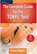 The Complete Guide to the TOEFL Test With Answer Key and MP3 CD