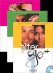 کتابهای آموزش زبان فرانسوی Alter Ego Plus