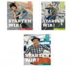 کتابهای آموزش زبان آلمانی Starten Wir
