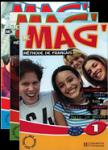 کتابهای آموزش زبان فرانسوی LE MAG