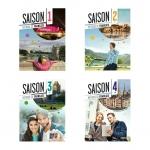 کتابهای آموزش زبان فرانسه Saison