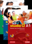 کتابهای آموزش زبان آلمانی studio d