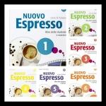 مجموعه کتابهای آموزش زبان ایتالیایی Nuovo Espresso